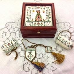 Lady Giulia Sewing Box – Le