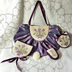Mary France's Sewing Purse