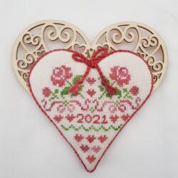 Valentine – Roses Heart