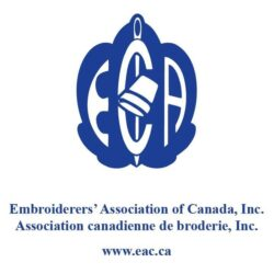 Embroiderers' Association of Canada EAC/ACB –